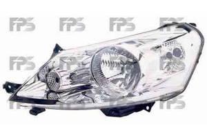 Новые Фары Fiat Scudo