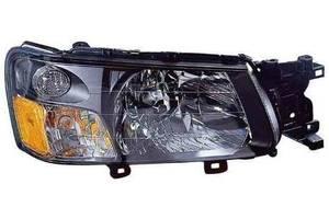 Новые Фары Subaru Forester
