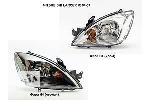 Новые Фары Mitsubishi Lancer