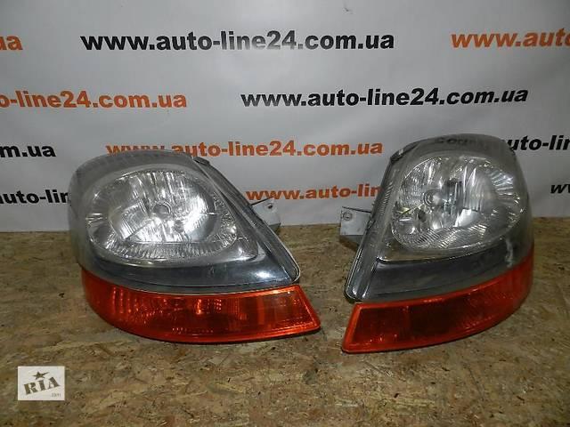 продам Фара передняя правая левая Renault Trafic Opel Vivaro Nissan Primastar  2001-2014. Б.у оригинал в наличии. Доставка п бу в Ковеле
