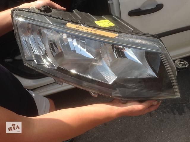 фара передняя правая Skoda Octavia A7 5E1941016- объявление о продаже  в Киеве