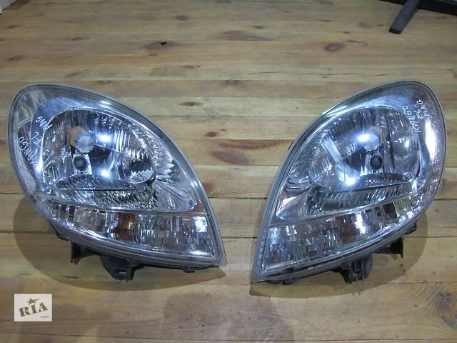 купить бу Фара правая / левая Renault Kangoo 2003-2008 в Киеве