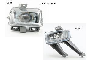 Новые Фары противотуманные Opel Astra