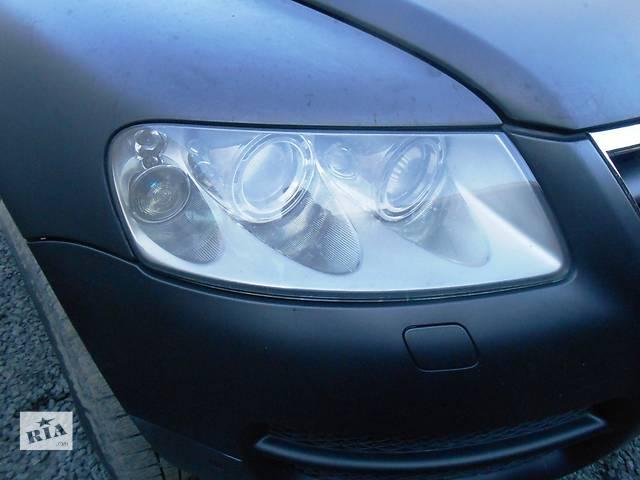 бу Фара Volkswagen Touareg Фольксваген Туарег 2003-2006 в Ровно