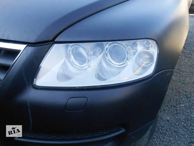 Фара Volkswagen Touareg Фольксваген Туарег 2003-2006- объявление о продаже  в Ровно