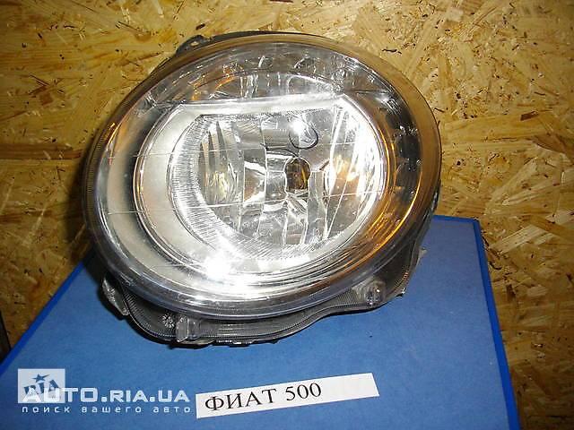 купить бу Фара головного света для Fiat 500 в Хмельницком
