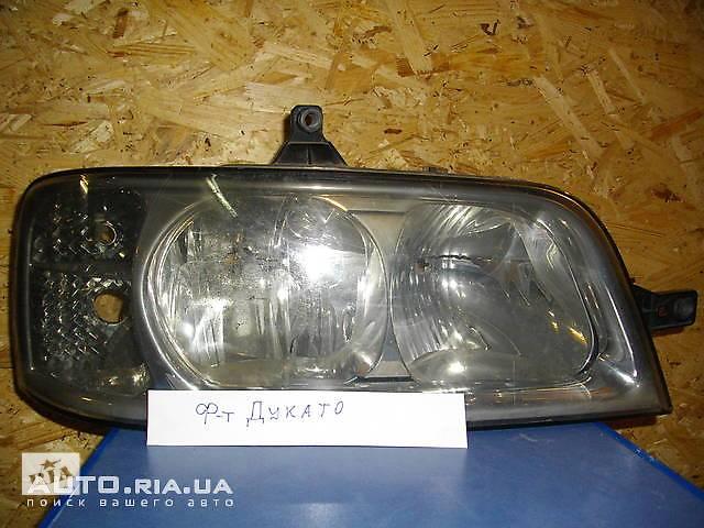 бу Фара головного света для Fiat Ducato груз. в Хмельницком