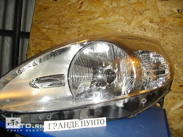 Фара головного света для Fiat Punto- объявление о продаже  в Хмельницком