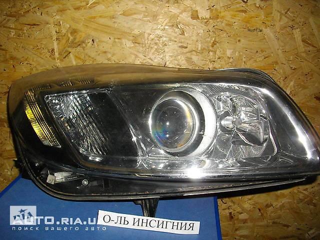 Фара головного света для Opel Insignia- объявление о продаже  в Хмельницком