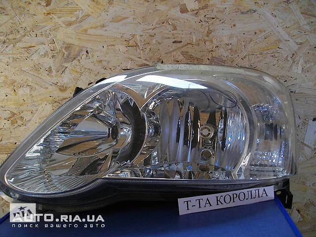 Фара головного света для Toyota Corolla- объявление о продаже  в Хмельницком