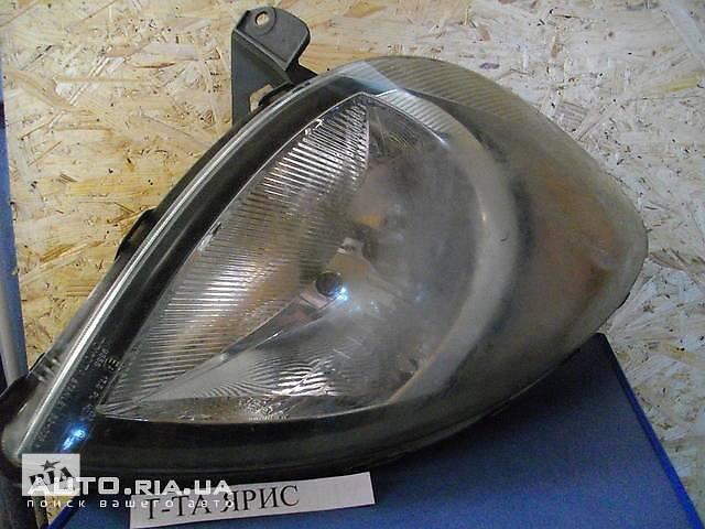 купить бу Фара головного света для Toyota Yaris Verso в Хмельницком