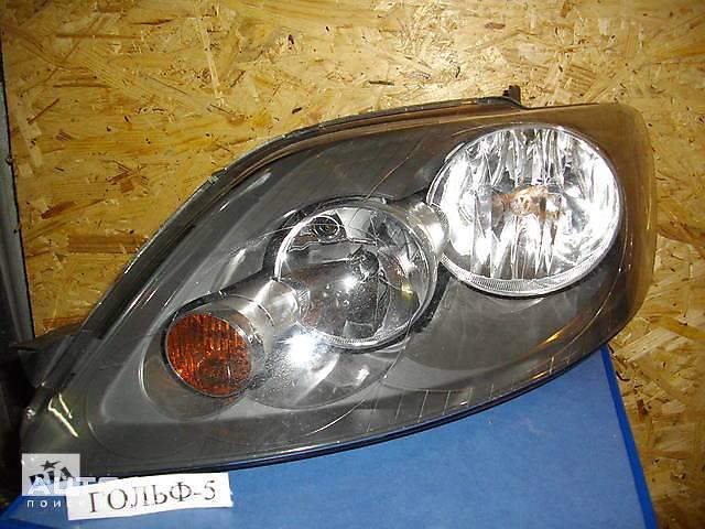 Фара головного света для Volkswagen Golf V- объявление о продаже  в Хмельницком