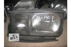 б/у Фара Mercedes 190