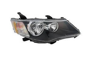 Новые Фары Mitsubishi Outlander XL