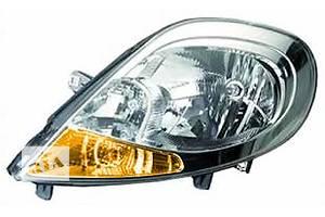 Новые Фары Renault Trafic