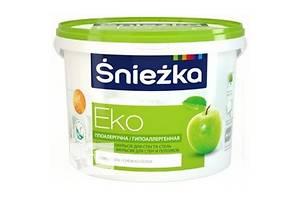 Новые Краски для стен Sniezka