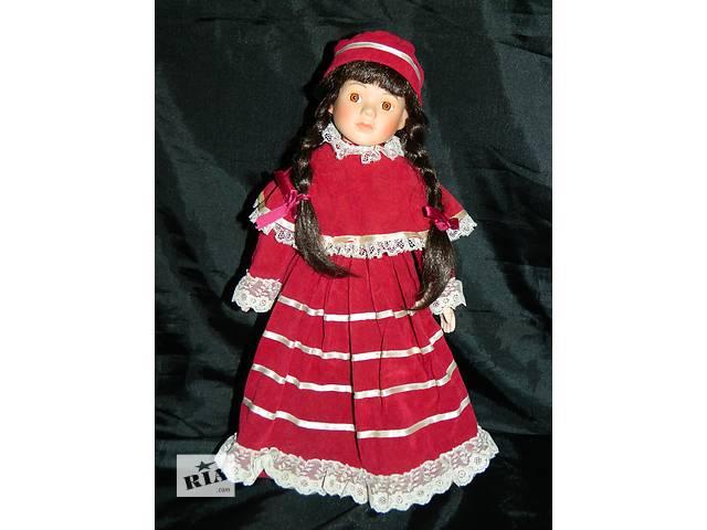 Фарфоровая Кукла Laura -The Classique Collection- объявление о продаже  в Тернополе