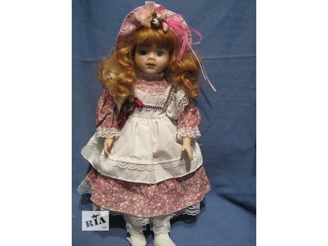 бу  Фарфоровая кукла Луиза, из коллекции Classique  в Ужгороде