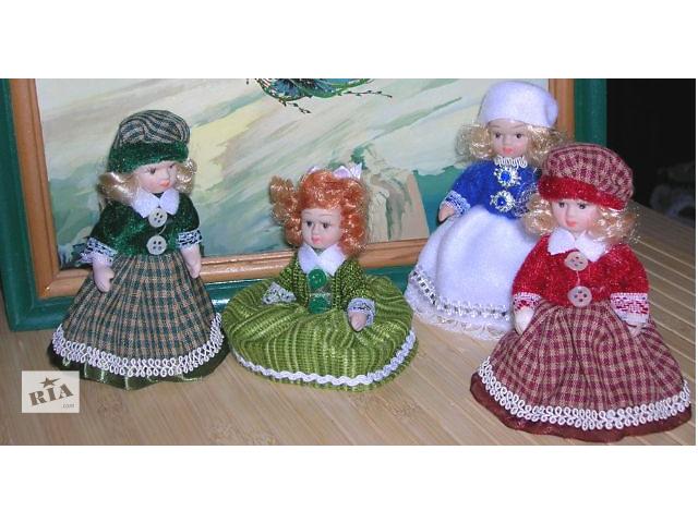 Фарфоровая кукла- объявление о продаже  в Киеве