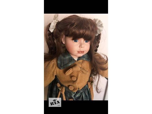 купить бу Фарфоровая кукла в Днепре (Днепропетровске)