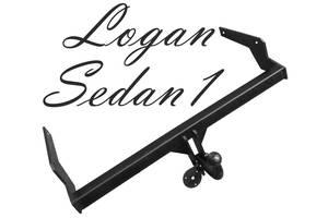 Новые Фаркопы Dacia Logan