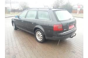 Фаркопы Audi A6 Avant