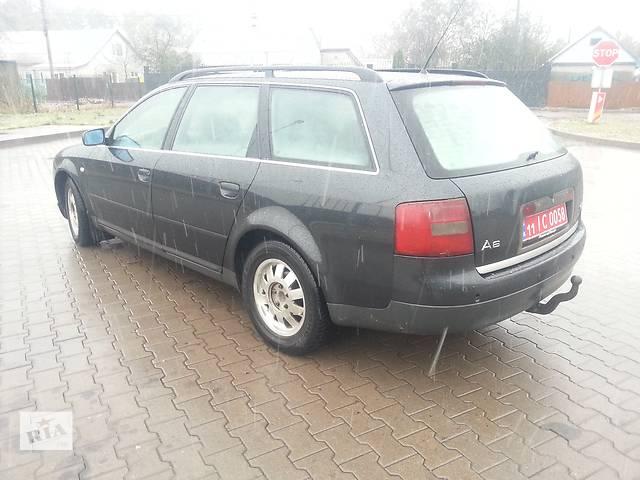 купить бу  Фаркоп для легкового авто Audi A6 Avant в Житомире