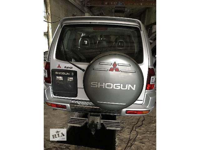 продам  Фаркоп для легкового авто Mitsubishi Pajero Wagon бу в Луцке