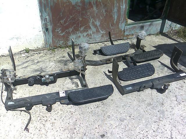купить бу  Фаркоп для легкового авто Volkswagen Crafter в Вараше (Кузнецовск)
