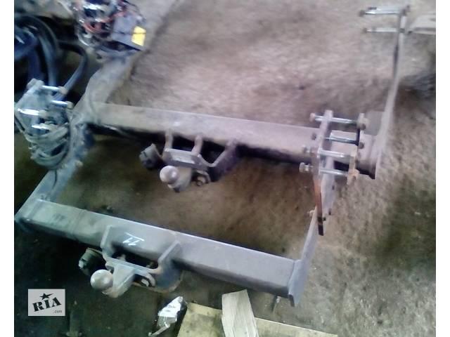купить бу Фаркоп Фольксваген Крафтер Volkswagen Crafter 2.5 TDI 2006-2011 в Ровно