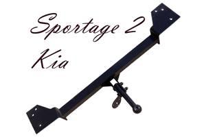 Новые Фаркопы Kia Sportage