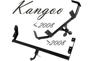 Новые Фаркопы Renault Kangoo
