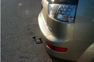 Фаркопы Toyota Auris