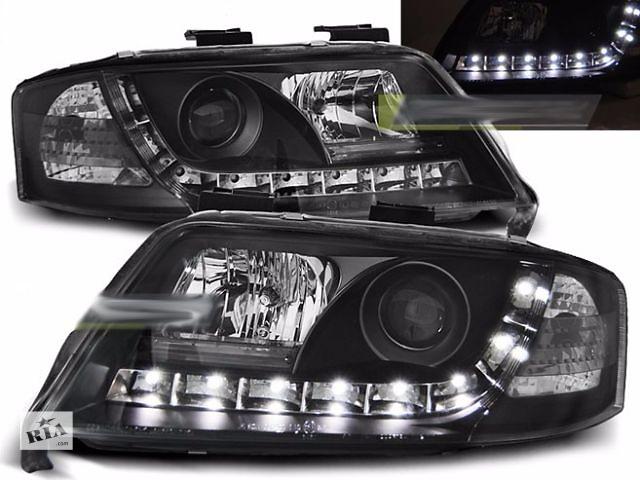 купить бу Фары тюнинг оптика Audi Ауди A6 C5 (LPAU38)  в Луцке