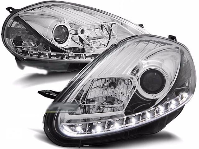 продам Фары тюнинг оптика Fiat Grande Punto (LPFI05) Фиат Гранде Пунто бу в Луцке