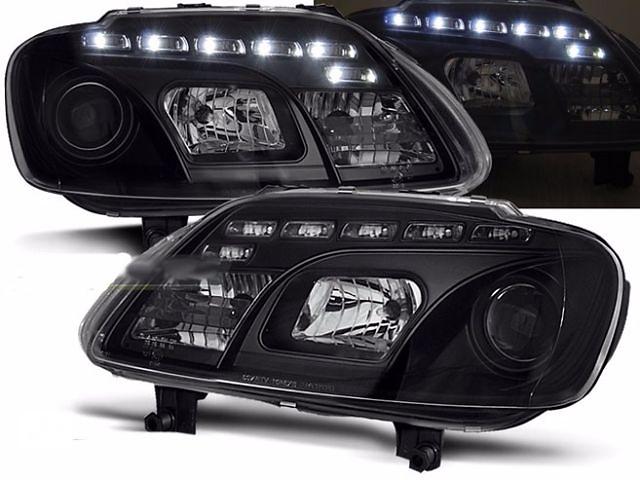 Фары тюнинг оптика VW Touran Тоуран Caddy Кадди (LPVWC4)- объявление о продаже  в Луцке