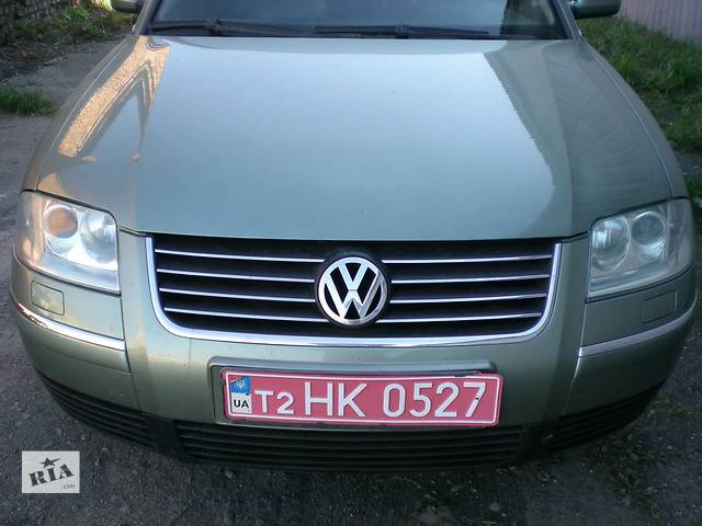 Фари  Volkswagen Passat B5- объявление о продаже  в Луцке
