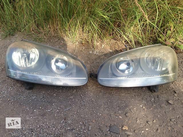 бу Фары VW GOLF 5 Б/у в Ужгороде
