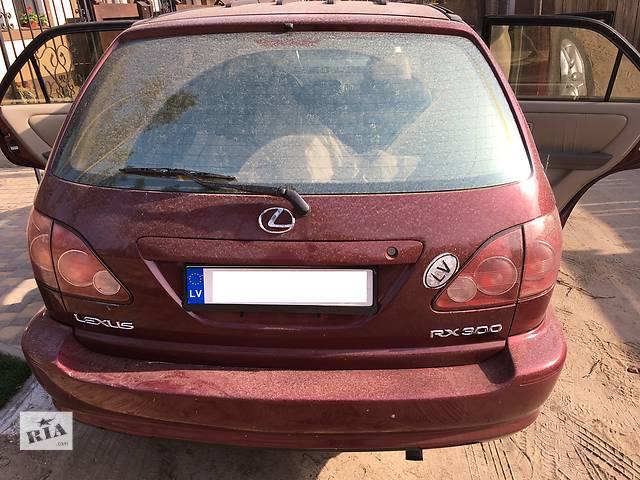 Фары задние Lexus RX300, Лексус, 1998-2003 г.- объявление о продаже  в Киеве