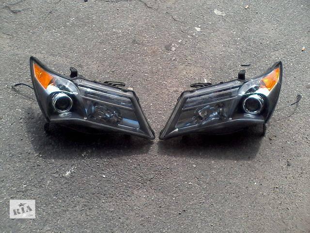 бу Фары дверь крыло бампер решетка крышка кулак рычаг полуось АКПП мотор коробка фонарь диски панель Acura MDX оригинал б/у в Киеве