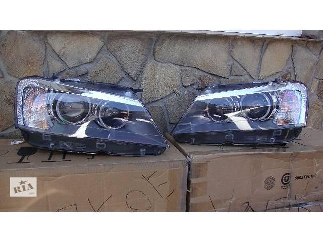 купить бу Фары передние BMW X3 2011- в Николаеве
