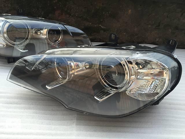 купить бу Фары НОВЫЕ Bi-Xenon BMW X5 E70 рестайлинг фара левая правая передние передняя БМВ Х5 Е70 Х 5 X 5 LCI рестайл ксенон в Луцке