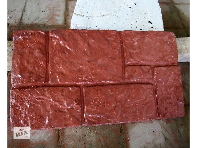 """Фасадная плитка """"Колотый камень""""- объявление о продаже  в Гнивани"""