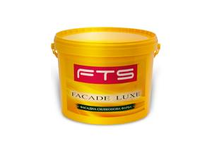 Новые Наружные краски FTS