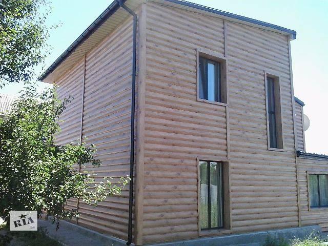 купить бу Фасадные материалы Сайдинг новый блок - хаус в Днепре (Днепропетровск)