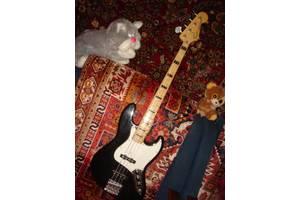 Бас гитары Fender