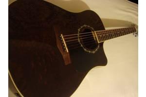 б/у Электро-акустические гитары Fender