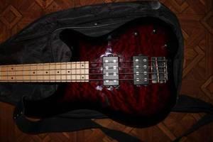 б/у Бас гитары Fernandes