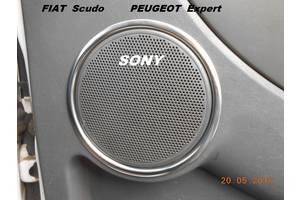 Новые Карты двери Fiat Scudo