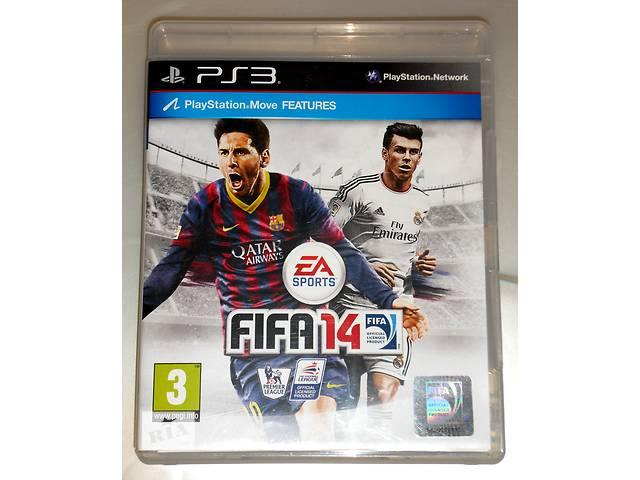 бу FIFA 14 для PS3 диск, на русском в Запорожье
